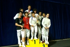 Podiums Championnats de l\'Essonne 2010